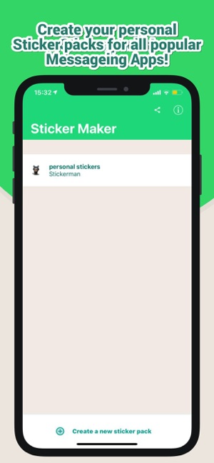 Sticker Maker Studio Screenshot