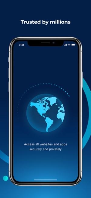 Switcherry VPN & WiFi Proxy Screenshot