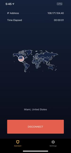 StrongVPN — The Strongest VPN Screenshot