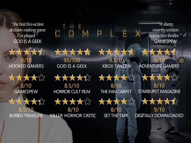 ‎The Complex Screenshot