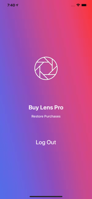 ‎Lens For Instagram Capture d'écran