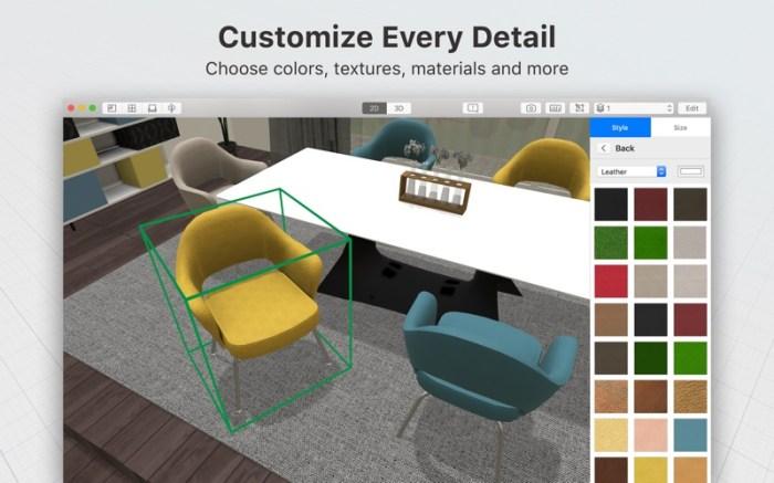 Planner 5D - Interior Design Screenshot 01 d0fwyin