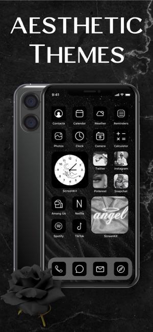 ScreenKit- App Icons & Widgets Screenshot