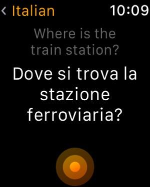 iTranslate Converse Переводчик Screenshot