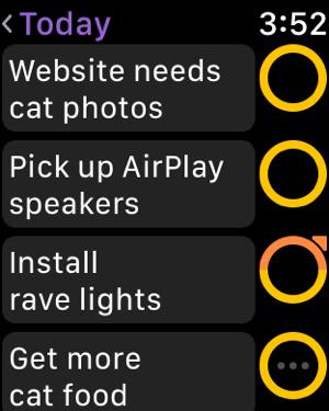 OmniFocus 3 Screenshot
