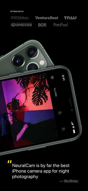 NeuralCam - Pro Modo Nocturno Screenshot