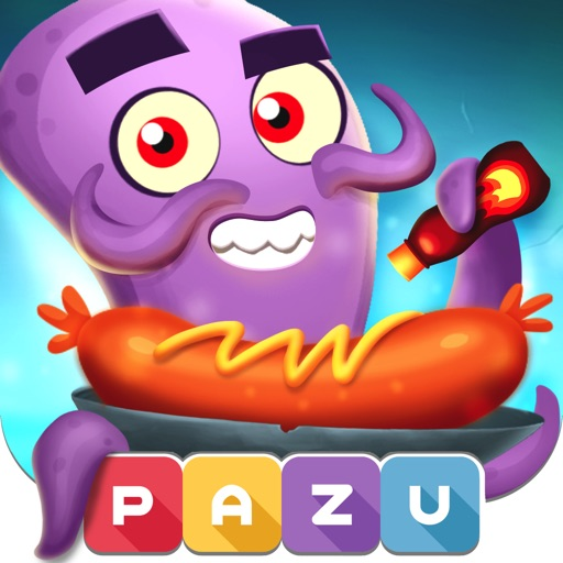 Monster Cooking Games For Kids By Pazu Games Ltd