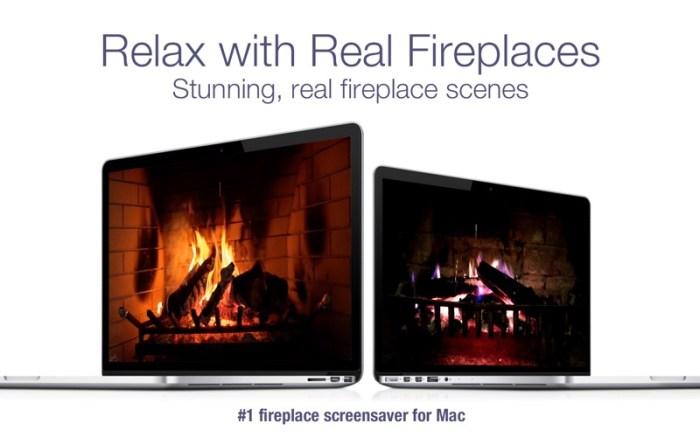Fireplace Live HD+ Screensaver Screenshot 03 9wgrr6n