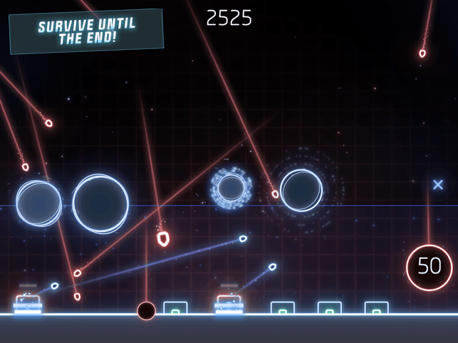Missile Command: Recharged Screenshot