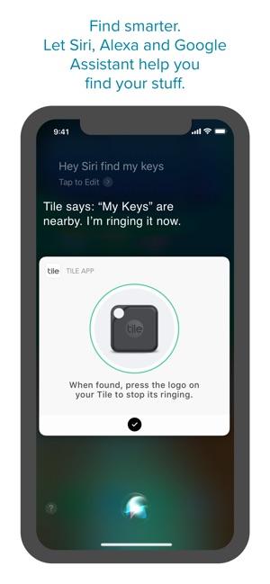 tile find lost keys phone on the