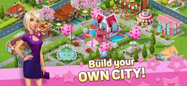 SuperCity: City Building Game Screenshot