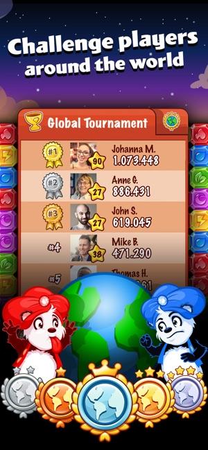 Diamond Dash: Gem Puzzle Game Screenshot