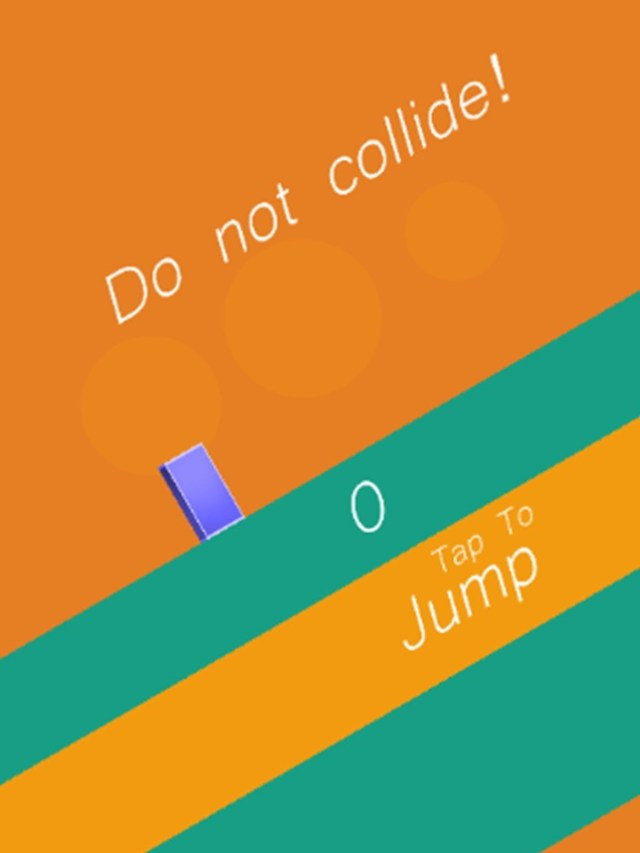 Bad Bad Balls: Cube Jump Screenshot
