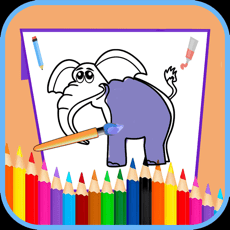 Animal Games Coloring Pages