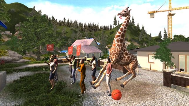 643x0w Goat Simulator als Gratis iOS App der Woche Apple Apple iOS Entertainment Games Technology