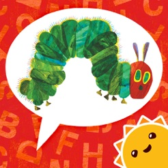 The Very Hungry Caterpillar– First Words