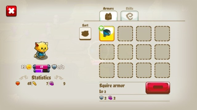 Cat Quest Screenshot