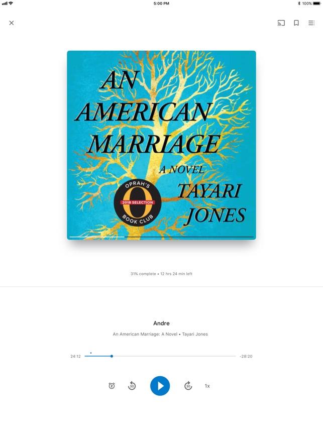 Google Play Bücher Screenshot