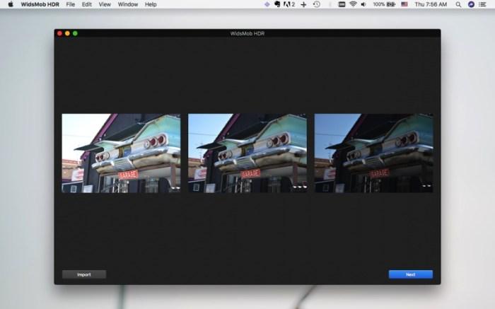 WidsMob HDR-HDR Photo Editor Screenshot 01 9ov19jn