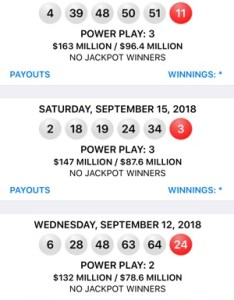 Screenshots also mega millions powerball on the app store rh itunesle