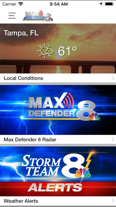 Weather Channel Max App For Android - Resume Examples