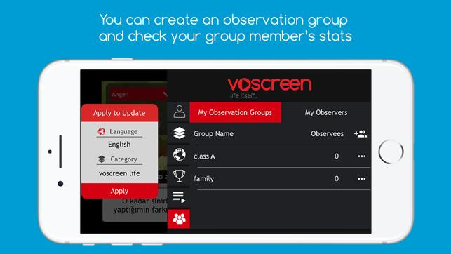Voscreen - Learn English Screenshot