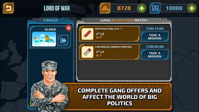 The Lord of War Screenshot