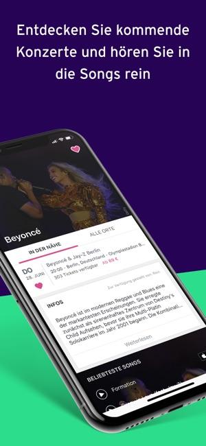 StubHub Screenshot
