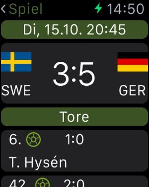 Pocket Liga - Fussball Live Screenshot