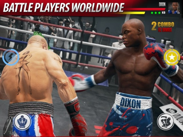 Real Boxing 2: ROCKY Screenshot