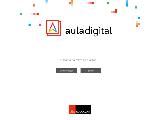 Aula Digital na App Store