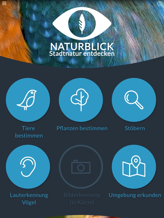 Naturblick Screenshot