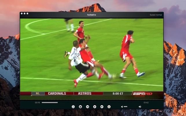 IPTV Player Capture d'écran