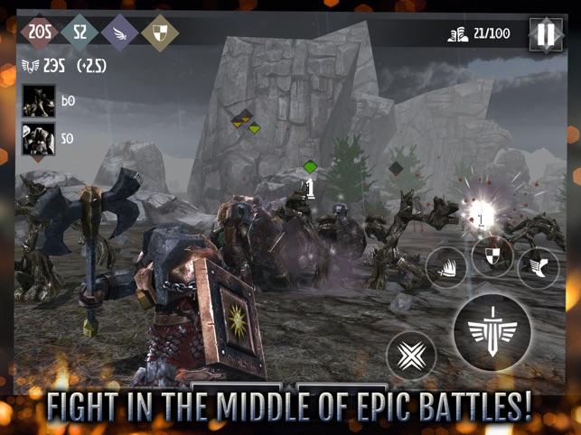 Heroes and Castles 2 Premium Screenshot