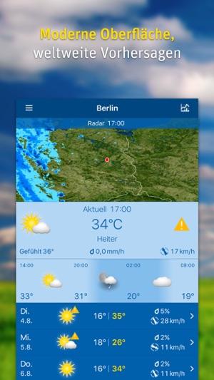 WeatherPro Lite Screenshot