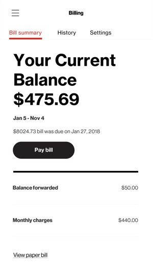 My Verizon For Business on the App Store