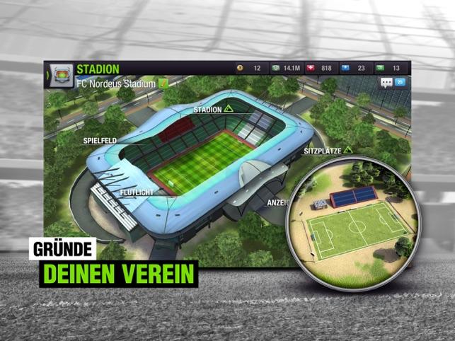 Top Eleven Fußball Manager Screenshot