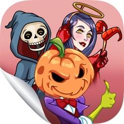 WhatsApp Stickers - Halloween