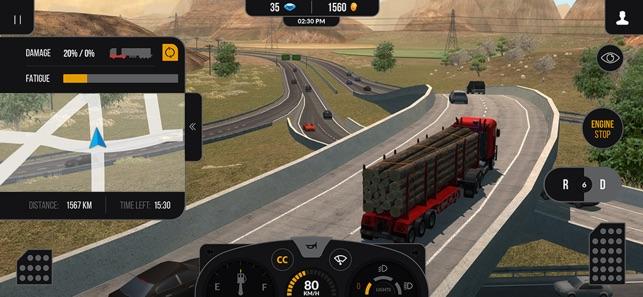 truck simulator pro 2