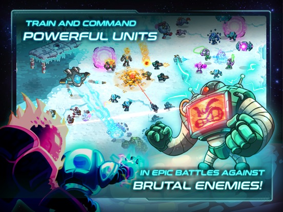 Iron Marines For iOS Reaches Lowest Price In Two Months