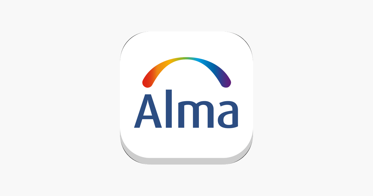 Alma Mobile on the App Store