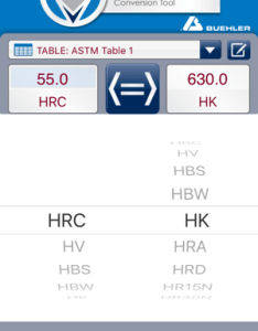 Iphone screenshots also hardness converter on the app store rh itunesle