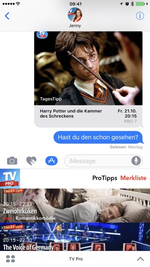 TV Programm TV Pro Screenshot