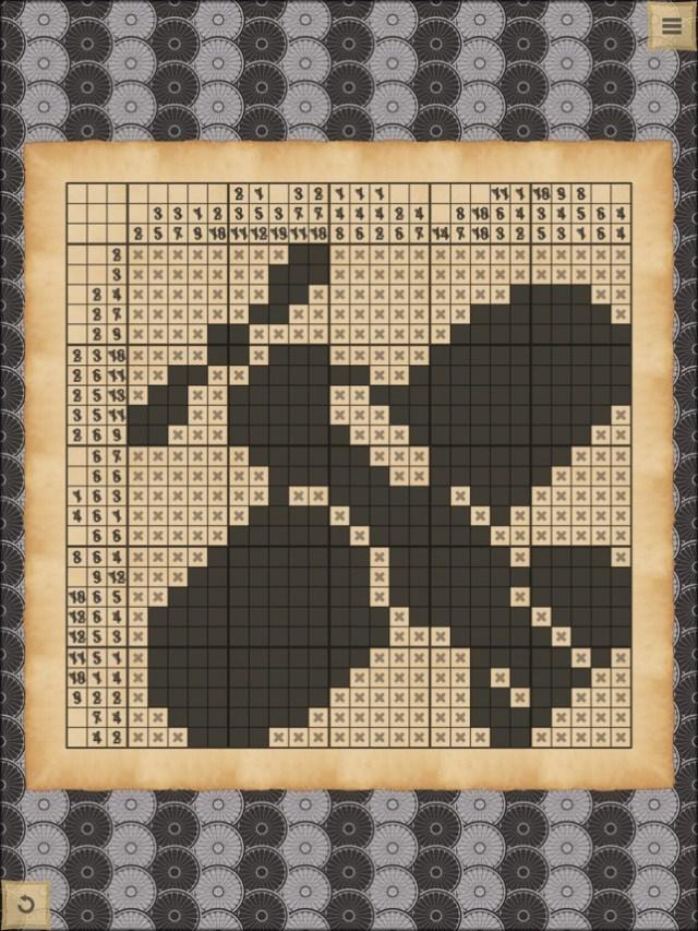 CrossMe Nonograms Screenshot