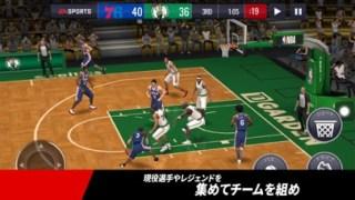 NBA LIVE バスケットボールスクリーンショット2