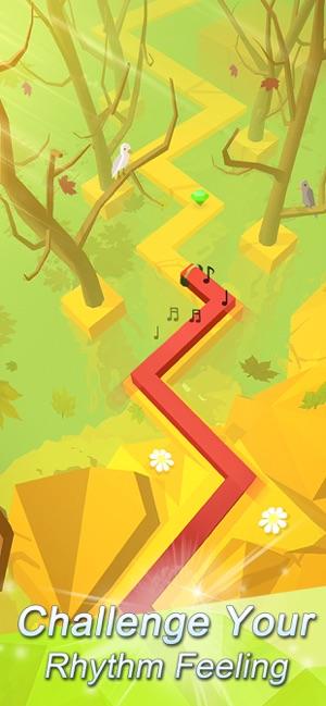 Dancing Line Screenshot