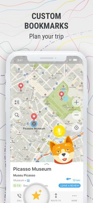 MAPS.ME – Offline Map & Nav Screenshot