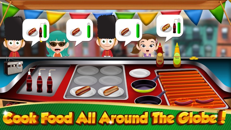 kitchen cooking games shenandoah cabinets burger chef food maker by lapusanu patriciu screenshot 2