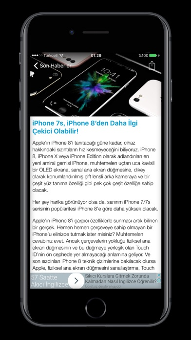 AppleFoni Screenshot