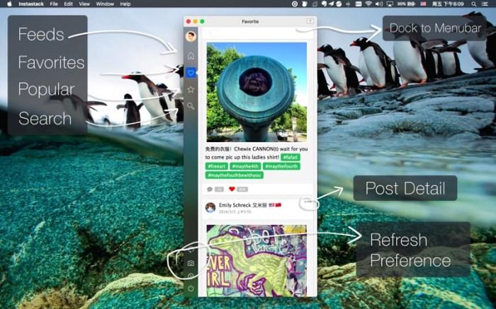 PhotoStack for Instagram Screenshot 02 136d8un